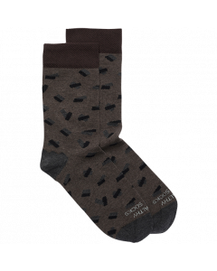 Men's sock Halibut
