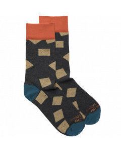 Men's sock Houting