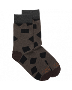 Men's sock Saithe