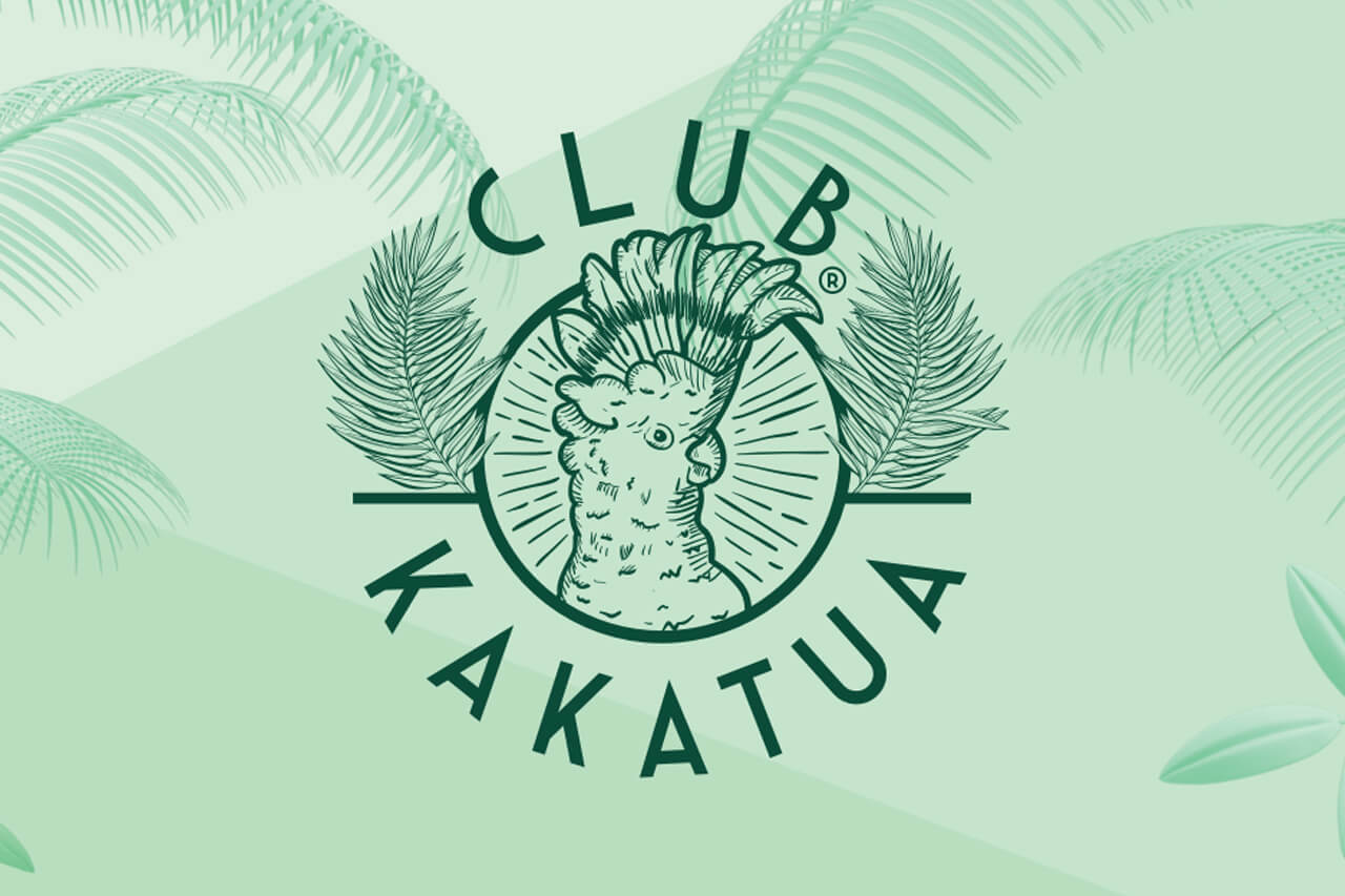 Healthy Seas Socks partner van Club Kakatua