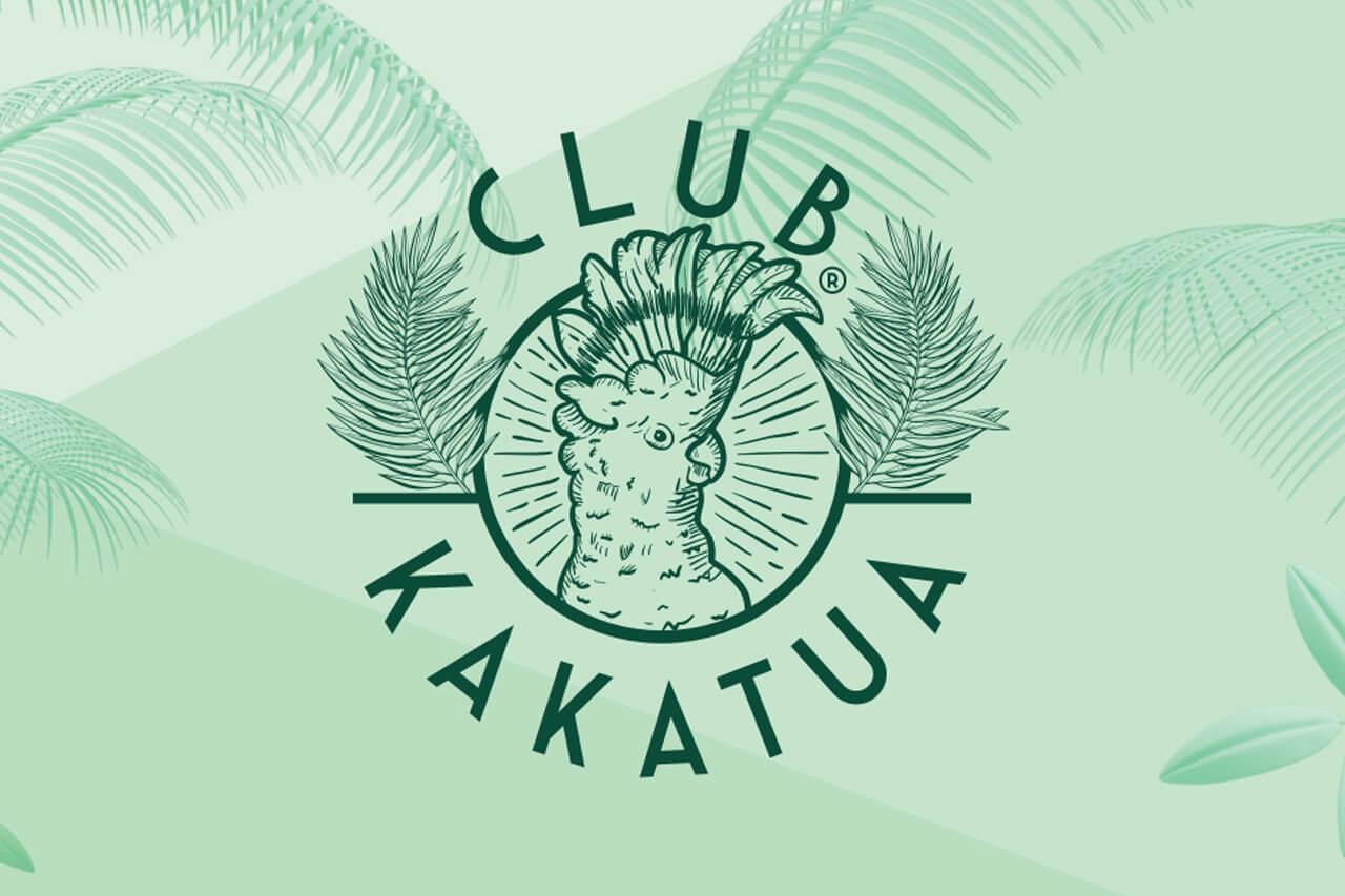 Healthy Seas Socks partner of Club Kakatua