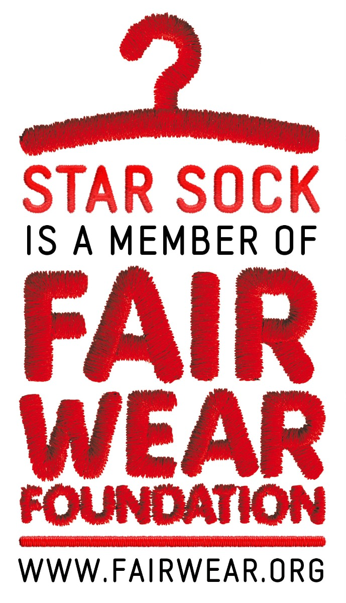 Star Sock proud Fair Wear Leader