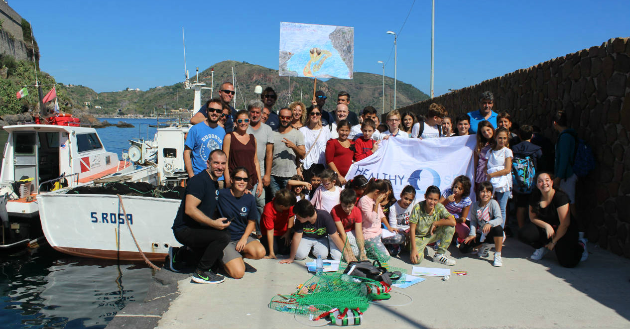 Healthy Seas is committed to educate and prevent